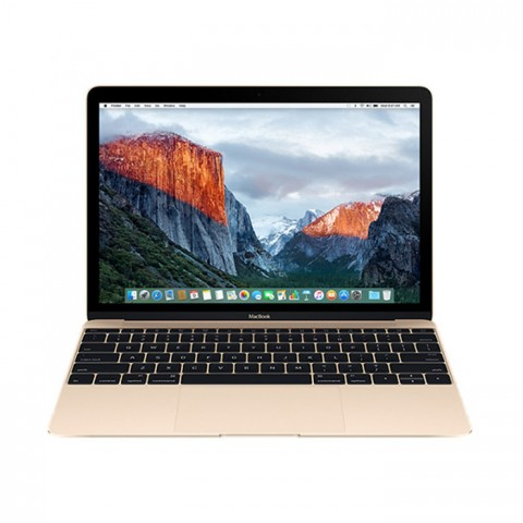MacBook Retina 12-inch Gold - 512GB (2016)