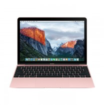 MacBook Retina 12-inch Rose Gold - 512GB (2016)