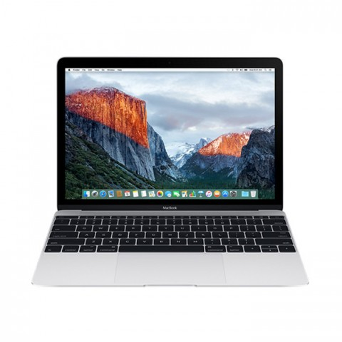 MacBook Retina 12-inch Silver - (2016)