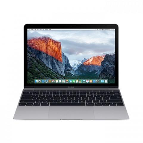 MacBook Retina 12-inch Space Gray 2016