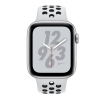 Apple Watch Nike+ GPS Silver Aluminum Case with Pure Platinum/Black Nike Sport Band
